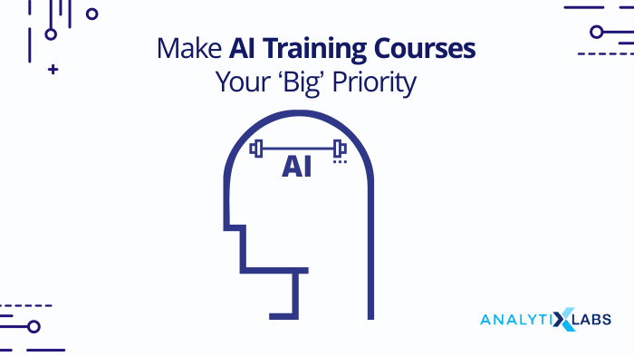 AI Training Courses Big Priority